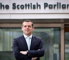 Scottish Tories will broaden their offering beyond just fighting independence, says Douglas Ross