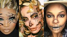 75+ Scary-Glam Halloween Makeup Ideas to Bookmark