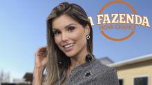 'Ficarei ligada 24 horas', afirma Flávia Viana, nova repórter de 'A Fazenda