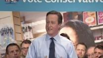 This Is 'Most Important Election in a Generation,' Cameron Says