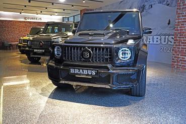 1535萬起,Brabus G800亞洲首次發布,全球首輛在台灣!