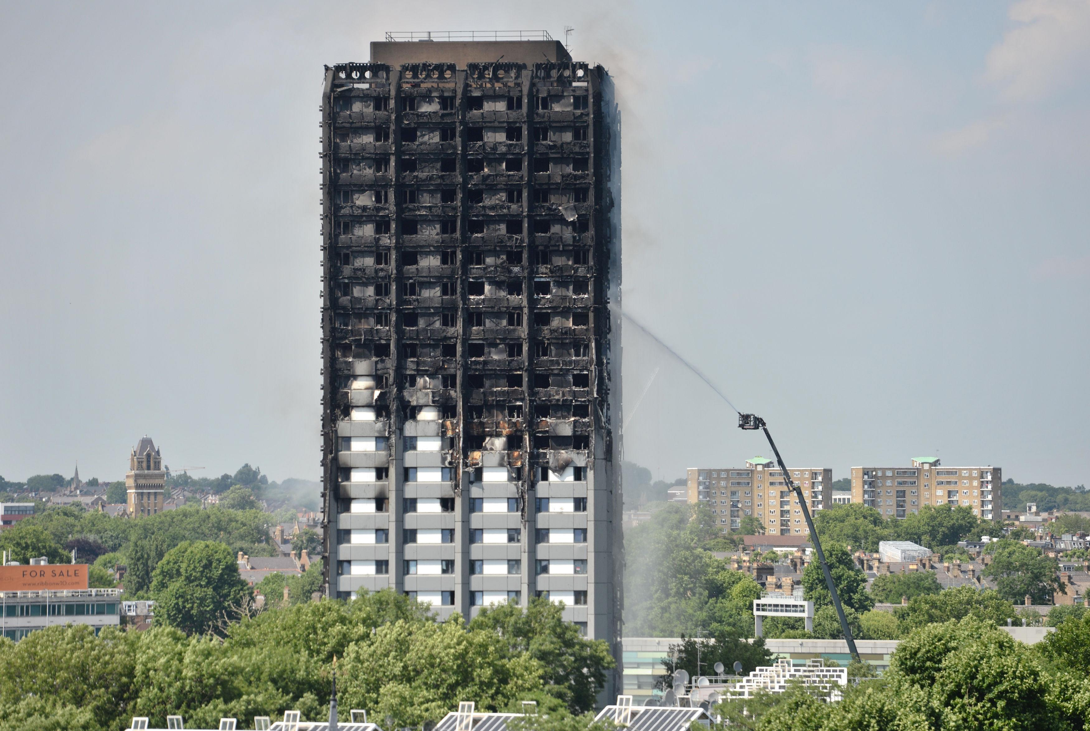 'Nothing much' done to improve tower block evacuation training since Grenfell, firefighters union claims