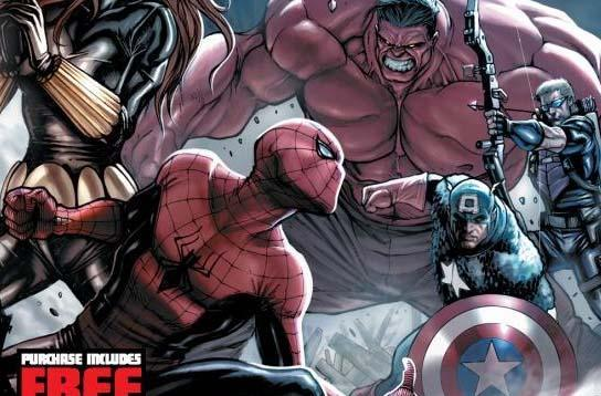 Marvel Comics greets true believers with free digital copy for select print titles