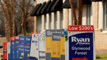 U.S. consumers sour on housing market's buying conditions