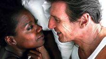 """Para Viola Davis, besar al """"macizo"""" de Liam Neeson siendo una mujer negra fue rompedor"""