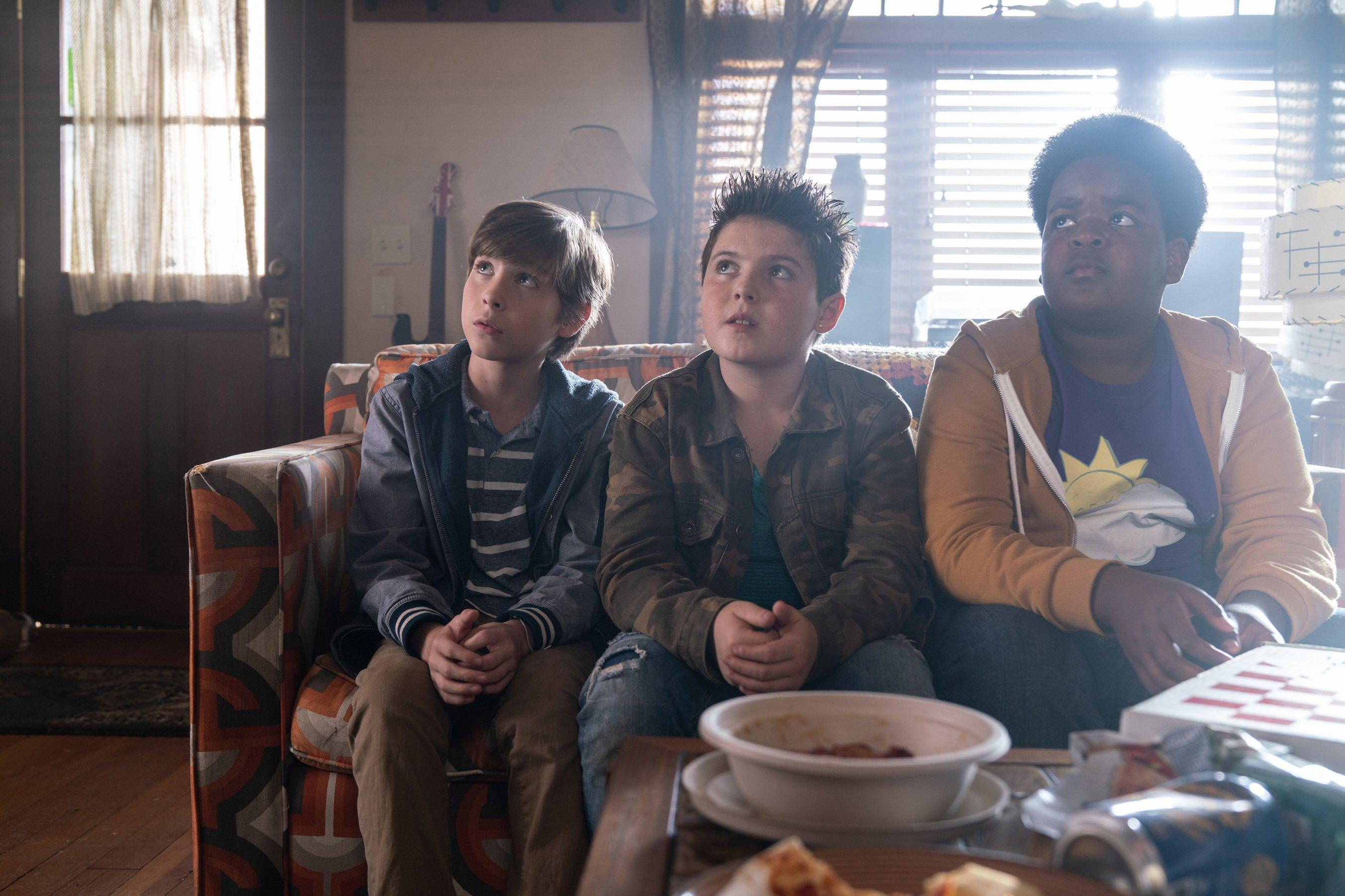 The 'Good Boys' cast's advice for young viewers who want to check out their F-bomb-heavy, R-rated movie