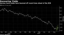 Record Bond Rally Hinges on Draghi Delivering a Full QE Package