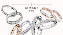 戒指作為婚姻的信物!8枚結婚對戒推介