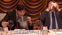 Ashton Kutcher Nearly Vomits on 'The Tonight Show' From a 'Secret Ingredient'