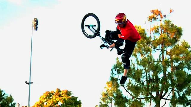 Stunt Nation - BMX Ramp Skills with Ryan Nyquist