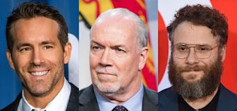 B.C. premier: 'This is a call out to Deadpool right now'