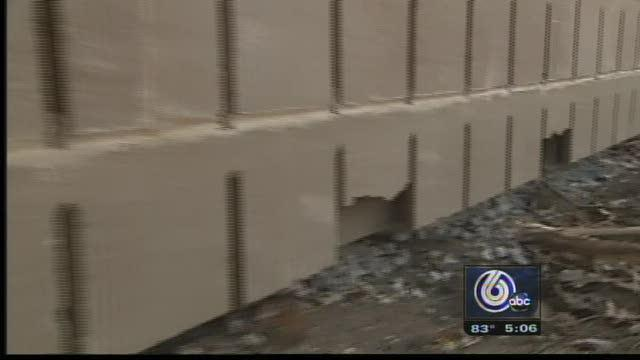 Busted Sound Barriers Irk Residents