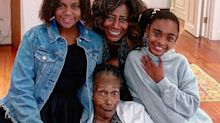 Mãe de Gloria Maria morre aos 89 anos, no Rio