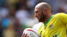 Australian rugby sevens captain James Stannard discharged from hospital following kebab shop incident