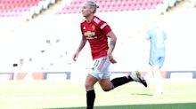 Leah Galton strikes as Manchester United peg back champions Chelsea