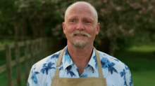 'Great British Bake Off' helping show star Terry Hartill cope with grief over wife's death