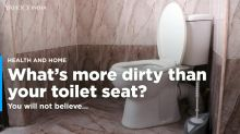 Everyday things that are dirtier than your toilet