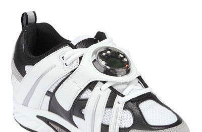 Airun Plus shoes include speed and weight sensors for your mega-intense workouts, dude
