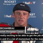 DeChambeau wants to take Rocket Mortgage Classic success into the majors
