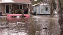 Flooding hits Huntsville, Canada after heavy rains and snowmelt