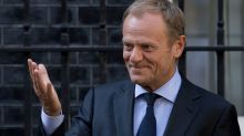 EU's Tusk: Still 'a lot of space in hell' for Brexiteers without a plan