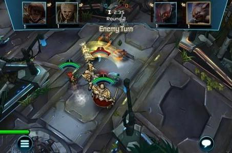 Hands-on with Arena of Heroes' turn-based gameplay