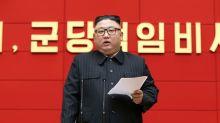 North Korea's Kim stresses roles of city, county leaders: KCNA