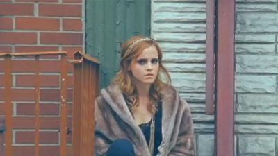 One Night Only video featuring Emma Watson