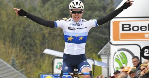 Cyclisme - Liège (F) - Anna Van der Breggen remporte la première édition du Liège-Bastogne-Liège féminin