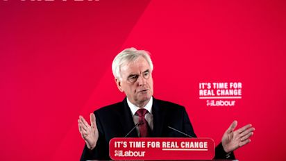 Labour pledges to 'end austerity' in its first budget