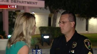 Jupiter Police Preview 'National Night Out' Event