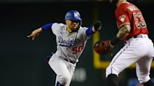 Diamondbacks blitzed by Dodgers on way to home series loss