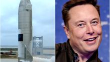 SpaceX's high-flying Starship prototype has finally landed successfully - a big step towards Elon Musk's reusable mega-rocket