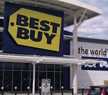 A Look At The Fair Value Of Best Buy Co., Inc. (NYSE:BBY)
