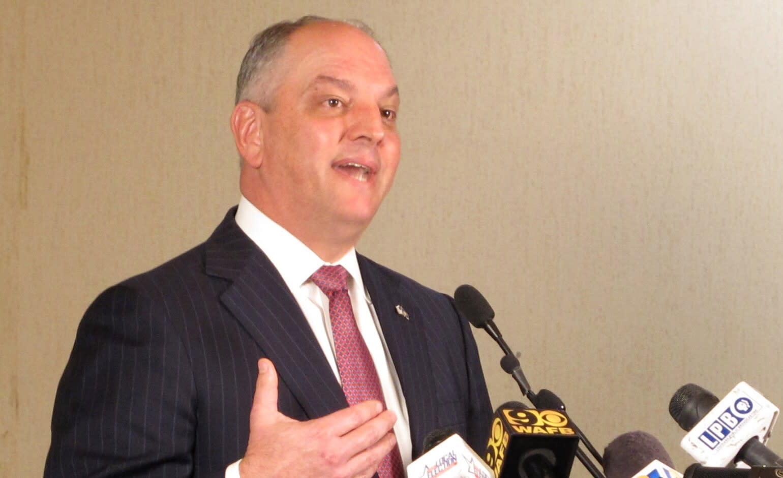 Louisiana makes progress on criminal justice reform: Group