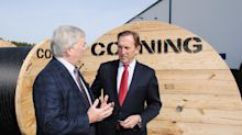 Corning to bring $60M optical cable plant, 110 jobs to new Hickory business park