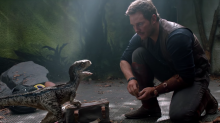 First 'Jurassic World: Fallen Kingdom' trailer promises dino-action on an epic scale