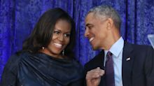 'Please come back': Barack and Michelle Obama dance at Beyoncé and Jay-Z's concert