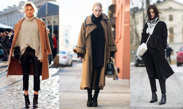不同身形大衣怎麼挑?冬季必學的大衣挑選法