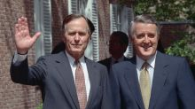 PHOTOS: George H.W. Bush and Brian Mulroney's years of friendship