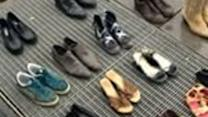 Thousands of Shoes Used to Symbolize Banned Paris Climate March