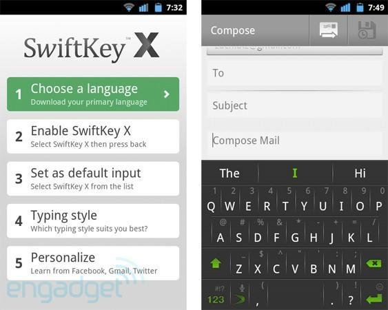 SwiftKey X 2.2 arrives for smartphones and tablets with support for 35 languages