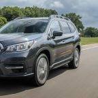 AutoComplete: Subaru swaps whole cars for its Ascent recall