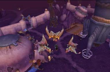 Around Azeroth: Idling ftl.