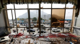 Afghanistan weighs Islamic State threat after Kabul attack