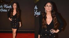 Sassy And Swanky, Kareena Kapoor Khan Rocks The Military Style At This Special Event