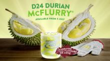 McDonald's Durian McFlurry to make Singapore debut on 5 July