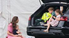 ¿Por qué Kate Middleton llama gruñón a su hijo George?