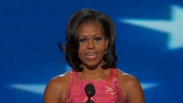 Michelle Obama: Wife of the Party