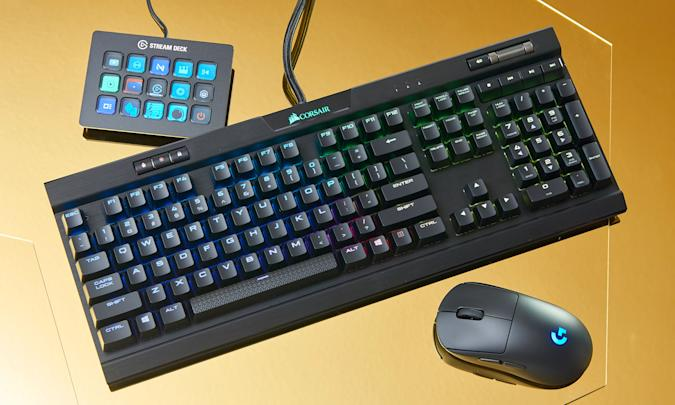 Holiday Gift Guide: PC Gaming gear